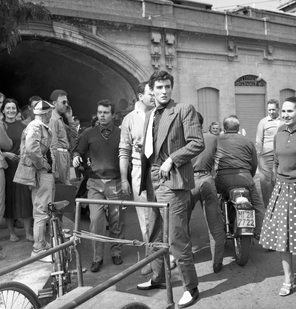 Vittorio Gassman Im Kuhnen Schlag Des Ublichen Unbekannten Bild Kaufen Verkaufen
