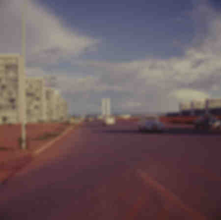 Brasilia in the sixties