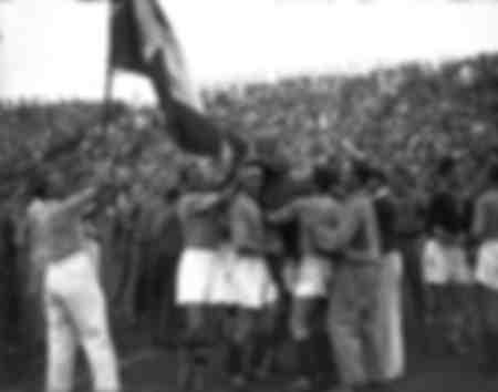 L'Italia campione del mondo 1934