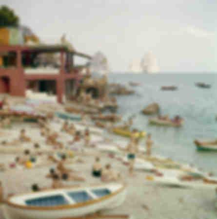 Capri in the 60s