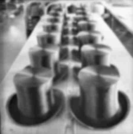 Borsalino cylinders 1955