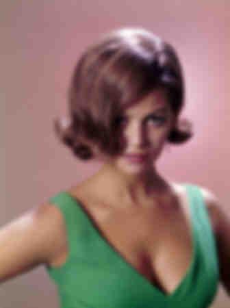 Claudia Cardinale im Jahr 1964