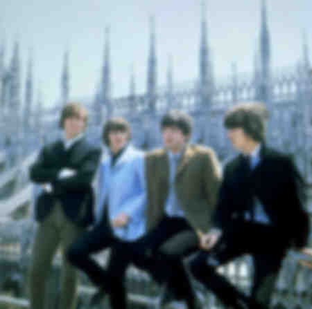 Concerto dei Beatles a Milano nel 1965