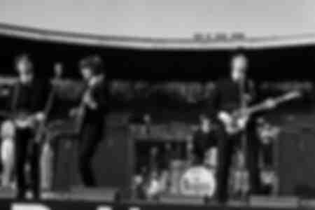 Beatles-Konzert in Mailand