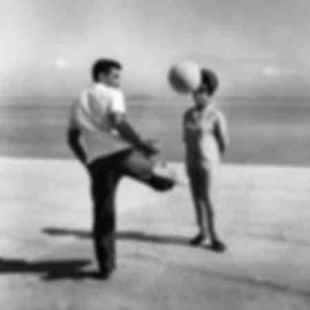 Garrincha avec Elza Soares 1964