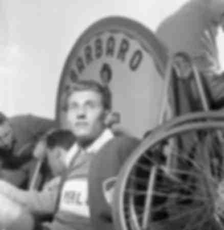 Jacques Anquetil bei der Fenaroli Trophy