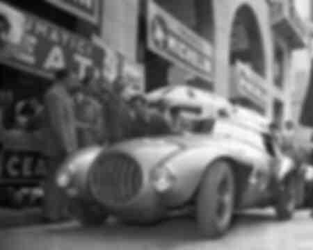 La Ferrari alla Mille Miglia 1951