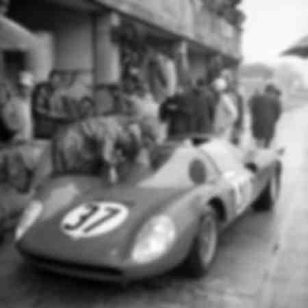 Ferrari Dino 206 S in Monza