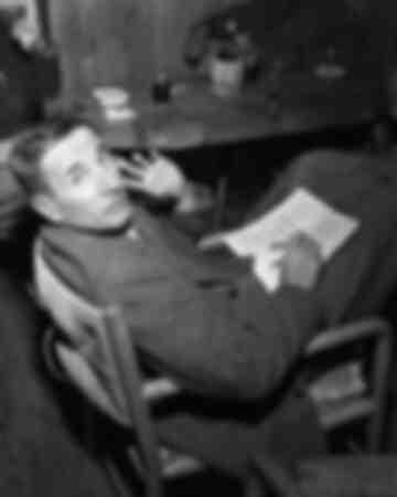 De schrijver Dino Buzzati
