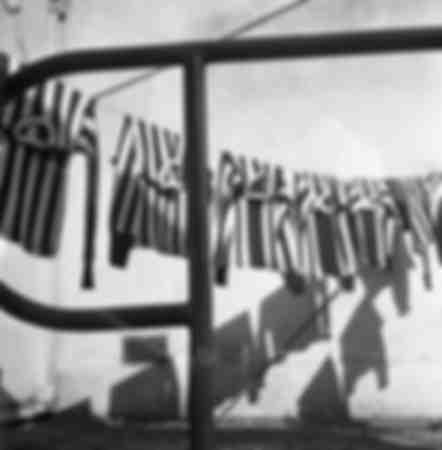 Jerseys of Juventus to dry. 1951
