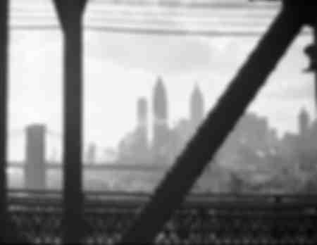 New York Manhattan 1937