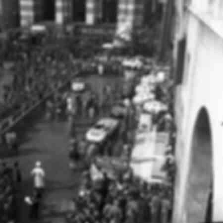 Partenza della XIX Mille Miglia