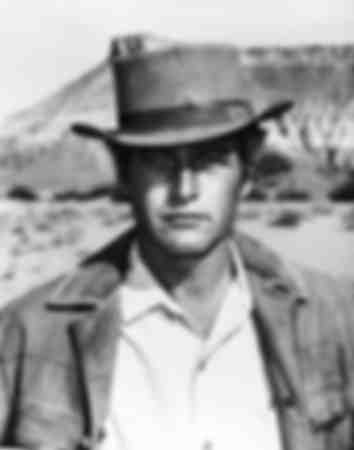 Paul Newman Butch Cassidy