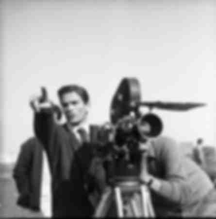 Pier Paolo Pasolini 1963