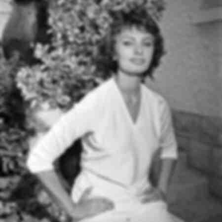Sophia Loren i Saint-Tropez