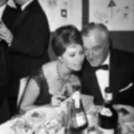 Sophia Loren und Vittorio De Sica