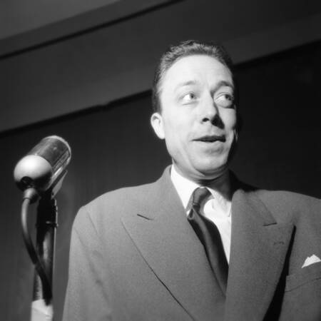 Albert Camus au Théâtre Manzoni