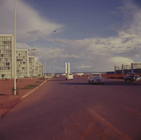 Brasilia dans les années 60