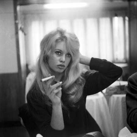Brigitte Bardot in Venedig 1968