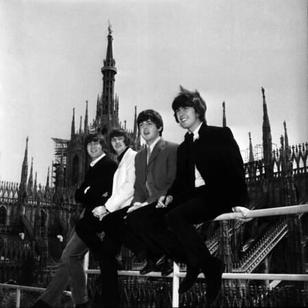 De Beatles 1965