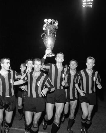 L'Inter vince la Coppa Campioni 1964