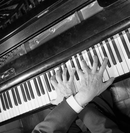 Rubinstein al pianoforte 1958