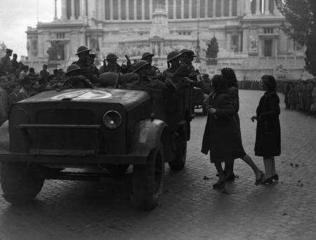 Libération - Seconde Guerre mondiale