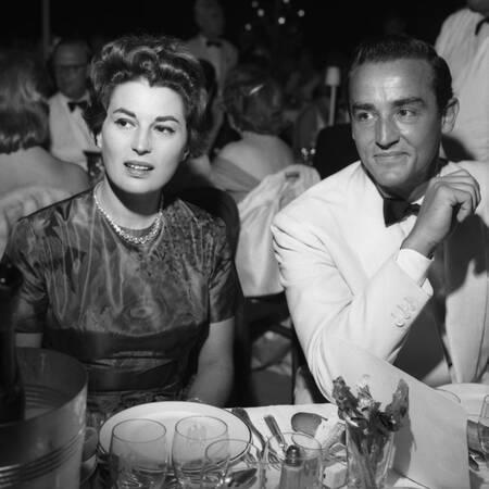 Silvana Mangano Und Vittorio Gassman Bild Kaufen Verkaufen