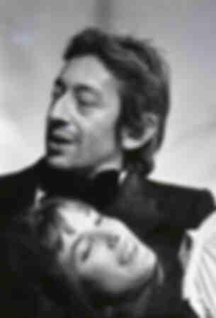 Serge Gainsbourg och Jane Birkin