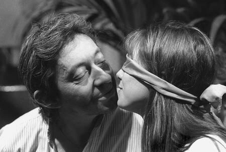 Serge Gainsbourg et Jane Birkin 1