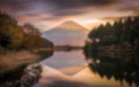 berget Fuji