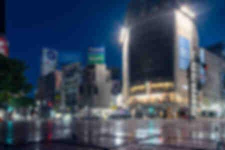 Shibuya 3 a. M.