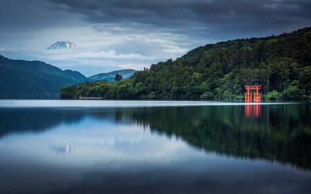 Ashi Hakone Lake