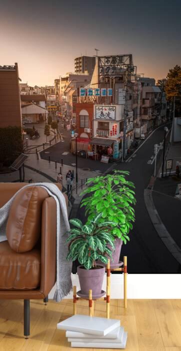 Tokyo steegje