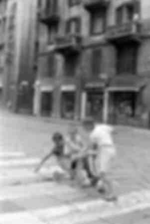 Jeux d'enfants 1972