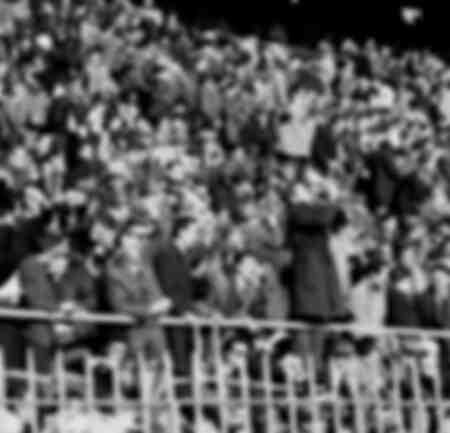 Milan 1962 - Milan - Inter à San Siro - Les fans