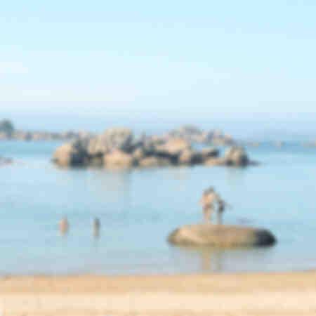 Quo Vadis Beach Tregastel Brittany