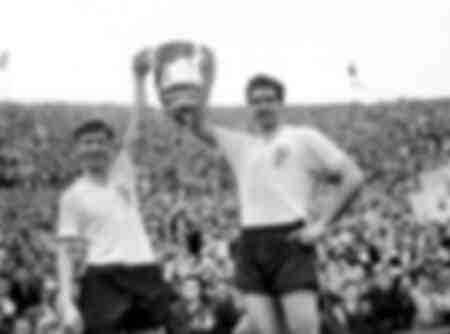 1962 FA Cup finale - Spurs 3 Burnley 1