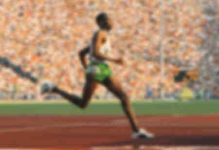Olympische Spiele 1972 in München - 3000 m Hindernisrennen-Finale