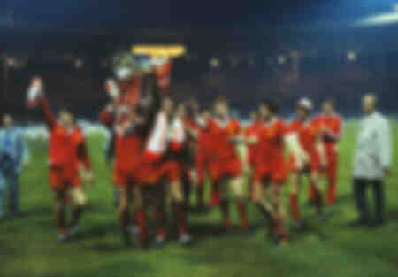 1978 European Cup Final - Liverpool