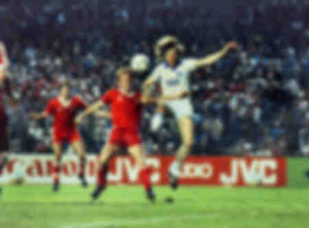 1980 Euro Cup Final - Nottingham Forest vs Hamburg