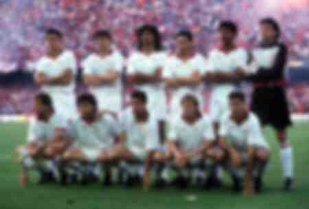 1989 European Cup Final - AC Milan mot S Bukarest