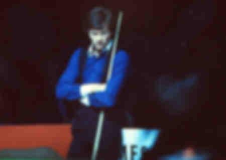 Alex Higgins Jameson Snooker International Open Championship 1981