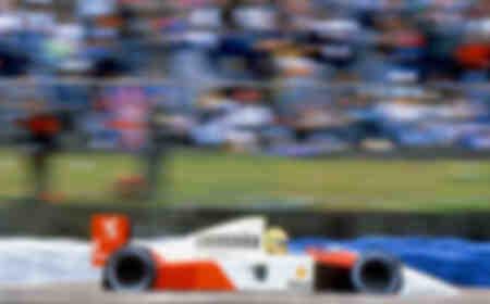 Ayrton Senna - Gran Premio de Gran Bretaña de 1991