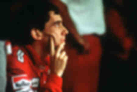 Ayrton Senna - Suzuka Grand Prix