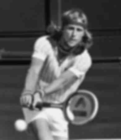 Bjorn Borg - 1976 Wimbledon-kampioenschappen