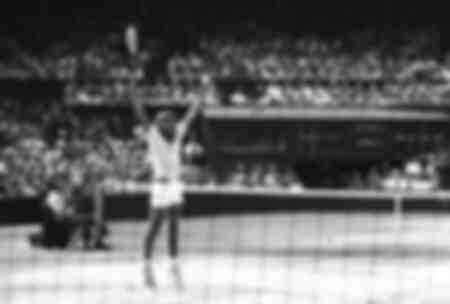 Bjorn Borg Wins The 1976 Mens Wimbledon Championships