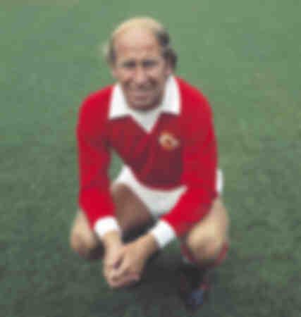 Bobby Charlton - Manchester United