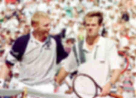 Boris Becker y Stefan Edberg - 1996
