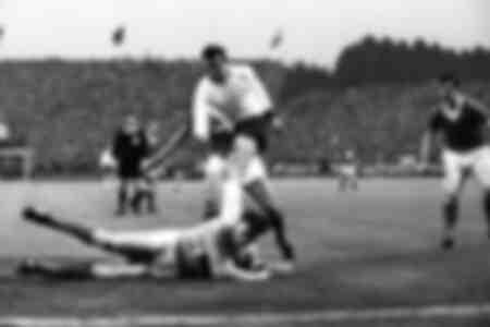 Pokalfinale der Pokalsieger - Bayern München 1 Rangers 0